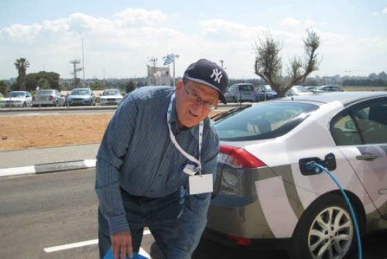 israel electric cars