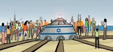 Israeli Public Battles Over Natural Gas Bounty