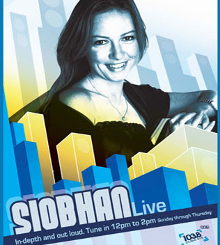 "Green Prophet On ""Dubai Eye"" Radio With Siobhan Leyden"