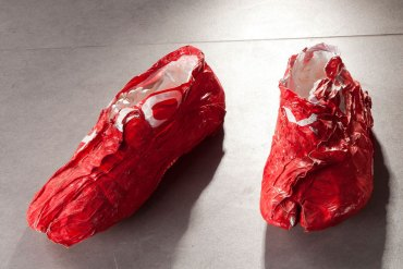 Plastic Bag Shoes and More Sustainable Design From Israel at Milan Design Week
