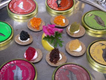 Abu Dhabi Farms Caviar In The Desert With Gusto