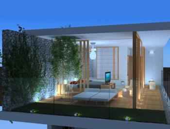 green building, eco-architecture, israel, heiku resort