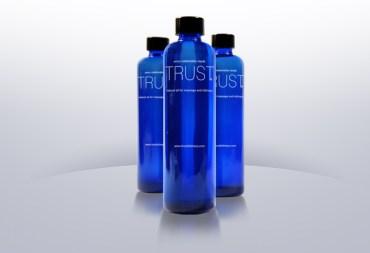 Eco-Massage Oil Is 'Trust in a Bottle'