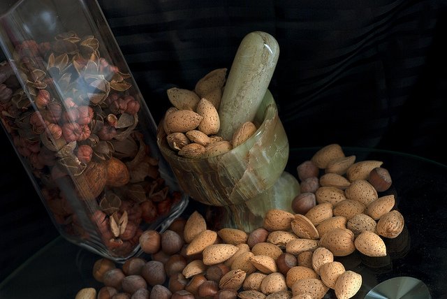 Climate Change Cracks Down On Middle East Nuts