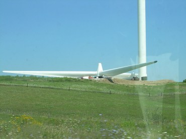 Hidden Costs of Constructing Wind Farms in Turkey Include Many New Roads
