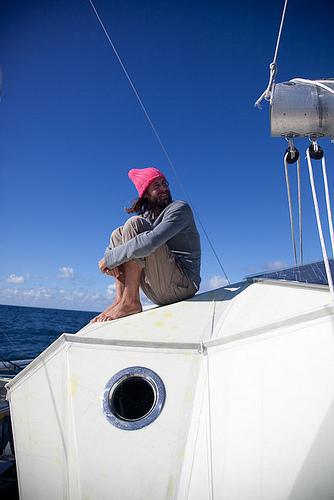 UNEP, Plastiki, David de Rothschild, oceans, myoo, adventure, plastic, ecology
