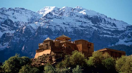 kasbah-toubkal Atlas Mountains