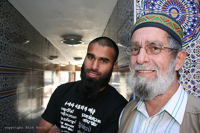 The Passing Of A Green Muslim – Ayman Ahwal