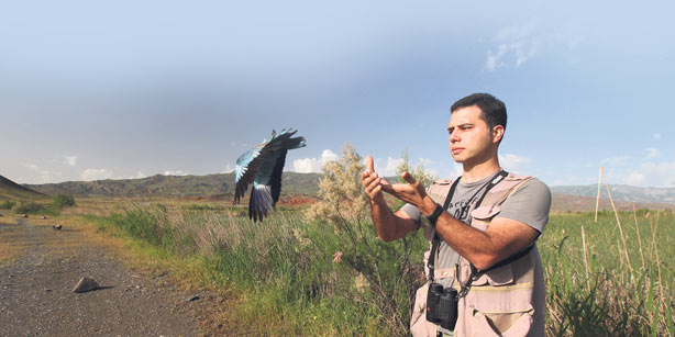 In Remotest Anatolia, Lone NGO Speaks Up On Nature's Behalf