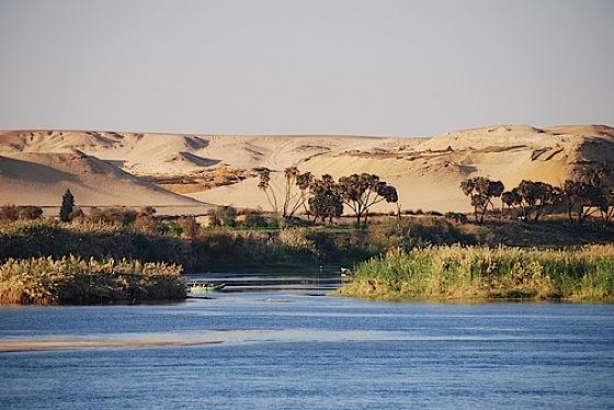 Egypt and Ethiopia Kiss and Make Up Over Nile Dam Dispute