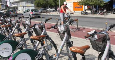 Bike Sharing Launched in Nicosia, But Environmental Commissioner Has His Doubts