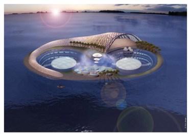 Hydropolis Underwater Hotel in Dubai Still Sunk