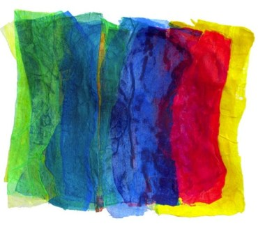 Rothko-esque Plastic Bags Go From Rubbish to Relevant