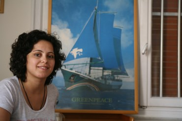 Q&A With Greenpeace Campaigner Raefah Makki