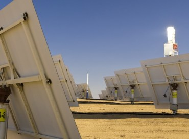 BrightSource Offers World's Biggest Solar Storage Deal