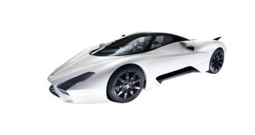Tuataras Not Hybrids Rule the Road at Dubai Car Show