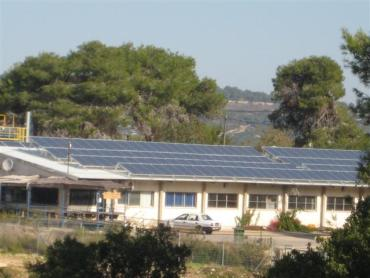 Kibbutz Recovers from Killer Forest Fires by Going Green