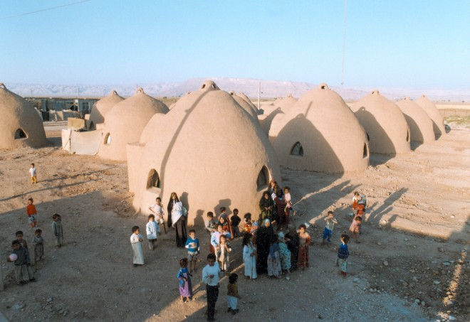 First Earth Architecture festival in Iran would make Nader Khalili proud