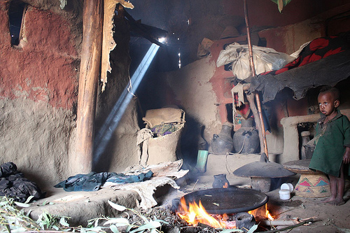 Cleaner Cookstoves for a Cooler Planet