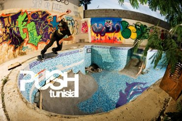 The Bedouins Convert Ill-Begotten Tunisian Mansion into a Skate Park