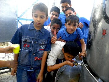 FoEME Calms Water War Rhetoric Between Palestine and Israel