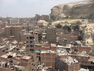 Zabaleen Film Portrays Cairo's Garbage City People