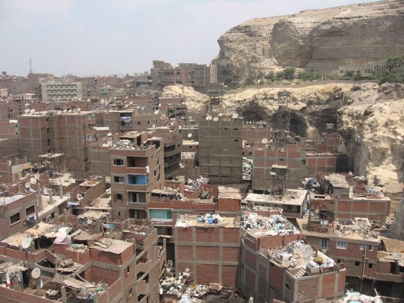 Zabaleen Film Portrays Cairo's Garbage City People