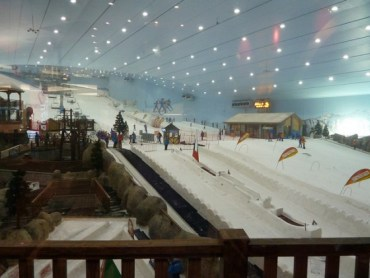 Indoor Ski Slopes from Ski Dubai Goes Carbon Neutral in Spain