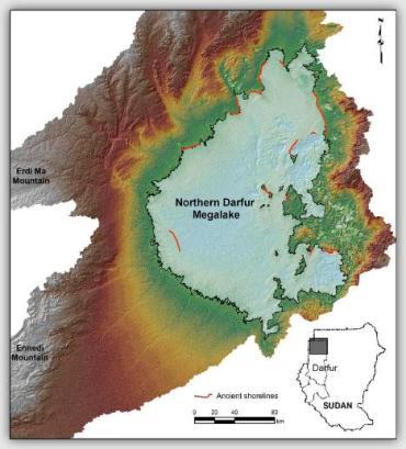 Will Ancient Mega Lake Bring Peace to Sudan?