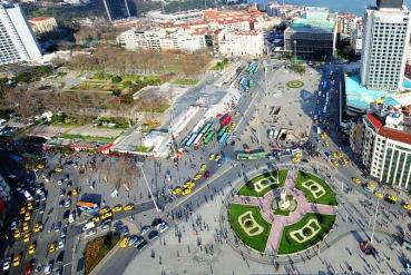 Istanbul's Taksim Square To Become Lifeless And Isolated In New Urban Plan, Opponents Warn