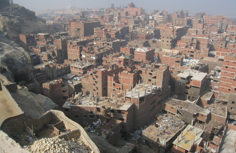 Cairo's Zabaleen Scavenge for Renewables to make Solar Cities