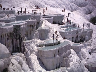 Pamukkale for Liquid Relaxation the Turkish Way