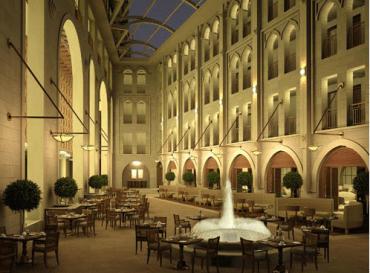 Earth-Loving Kibbutzniks Help Build Luxury Waldorf-Astoria Hotel in Jerusalem