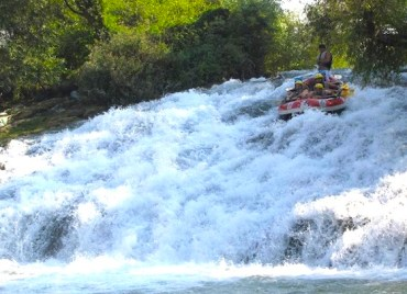 Escape Beirut's Smog: Go Whitewater Rafting