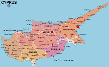 Turkey Begins Controversial Drilling In Cyprus