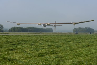 Track the Sun-Powered Solar Impulse Flight to Spain and Morocco