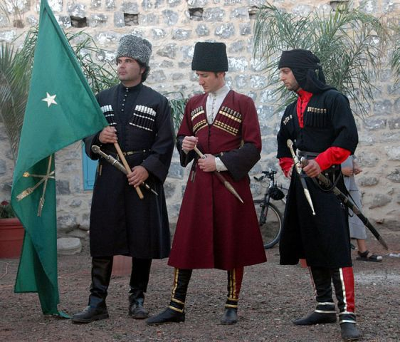 Circassians, Israel, Adyghe people, alternative medicine, modern medicine, health