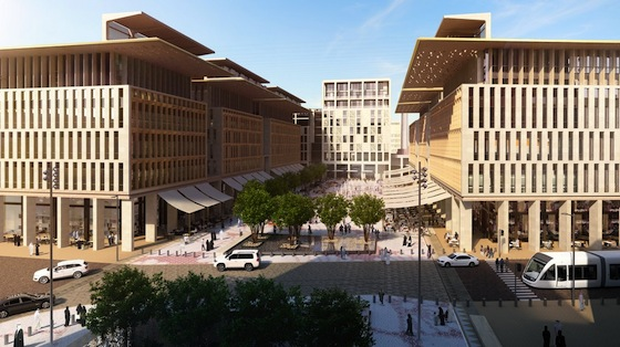 Qatar's Msheireb Regeneration Project Will Be Largest LEED Cluster in the World