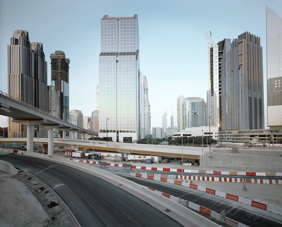 environmental art, photography, Richard Allenby Pratt, apocalypse, Abandoned, Dubai