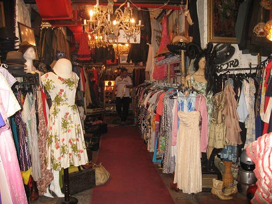 Istanbul's Top 10 Secondhand Clothing Shops