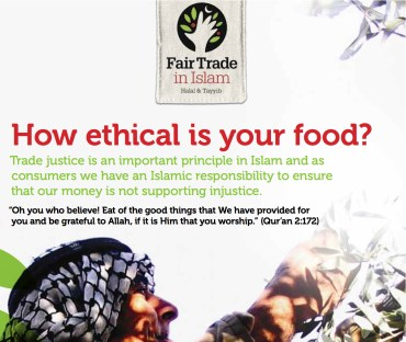 Break Your Ramadan Fast With Fair Trade
