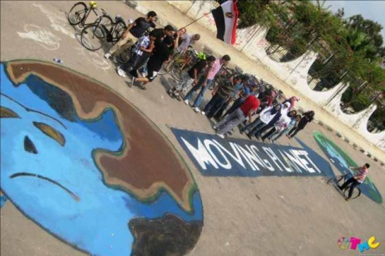 Can CO2 Mobilise Cairo?