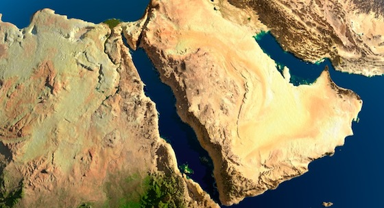 Saudi Arabia's Energy Woes Solved by Red Sea Drilling?