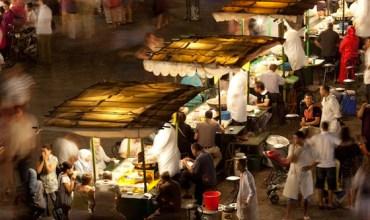 Bahrain Souq Shops Destroyed in Isla Town Market Blaze
