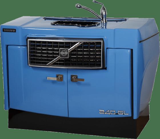 Ronen Tinman Turns Junkyard Automobile Parts Into Bespoke Furniture