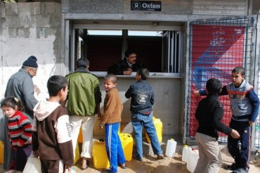 Gazans Pay One-third of Income for Clean Water