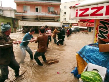 UN Launches Climate Change Resilience Project In Western Balkans, Turkey