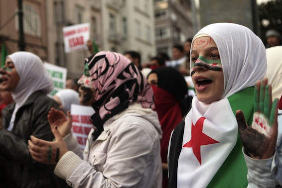 How Climate Change Contributed to The Syrian Uprising