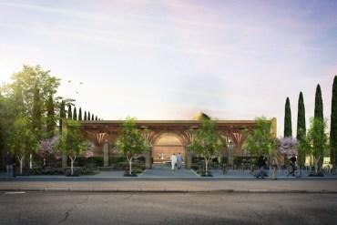 Cambridge's Eco Mosque Finally Granted Permission (PHOTOS)