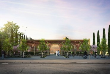 Cambridge's Eco Mosque Finally Granted Permission (PHOTOS)